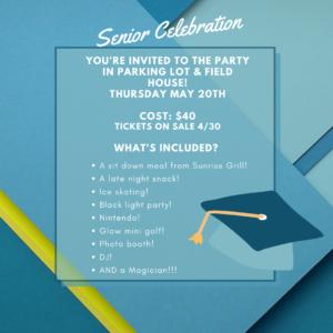 Senior Celebration Promo